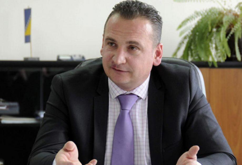 Fahrudin Solak u martu dodijelio posao od skoro 600 hiljada KM firmi svog advokata