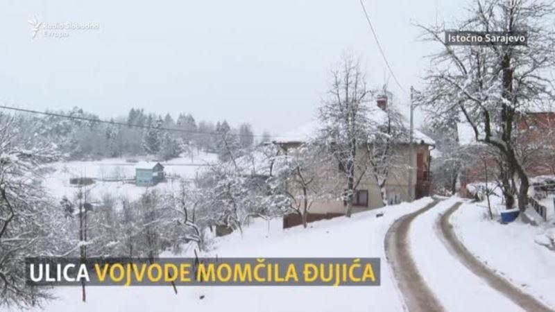 Fašisti mogu biti sklonjeni sa tabli ulica u BiH