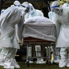 Federacija BiH na mukama: Troje umrlo, 128 novozaraženih kovidom-19