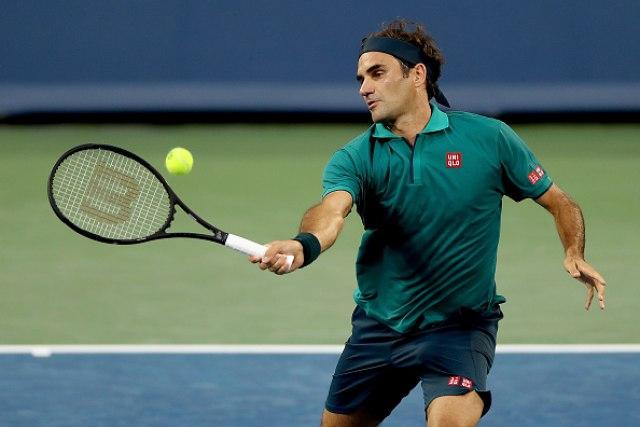Federer: Dobro je, vratio sam se na teren pobedom