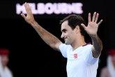 Federer: Imao sam mnogo sreće, već sam bio na skijanju u Švajcarskoj