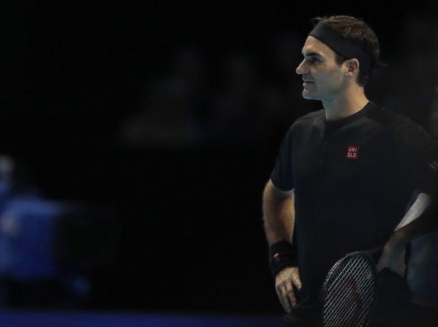 Federer: Tim me nije nadigrao VIDEO