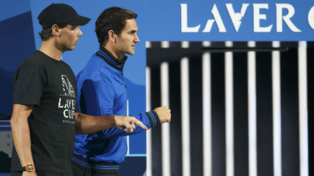Federer: Voleo bih da budem trener u Nadalovoj akademiji