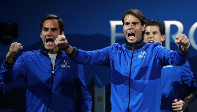 Federer: Želim da učim decu tenisu u Nadalovoj akademiji