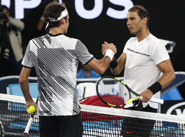 Federer, a pogotovo Nadal ubedljivo startovali u Rimu