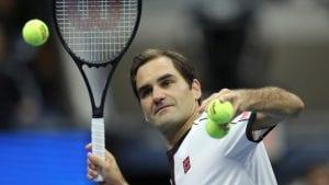 Federer ekspresno do osmine finala US Opena