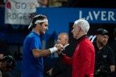 Federer je i na vrhuncu bio drugi najbolji igrač na šljaci