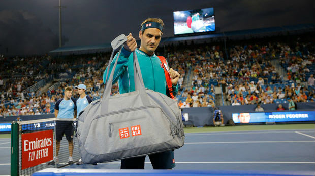 Federer lako, Đoković protiv neočekivanog protivnika