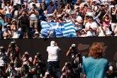 Federer mu nije dovoljan  Cicipas želi titulu preko Đokovića i Nadala
