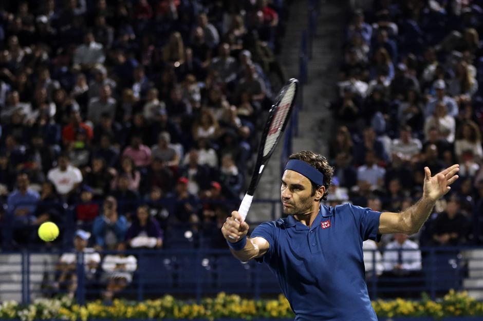Federer na korak od 100. titule