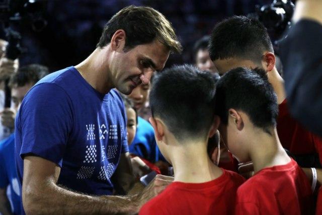 Federer nam je potreban kao telefon ili televizor