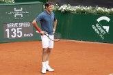 Federer odmah ispao