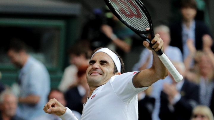 Federer pobedio Nadala - Švajcarac u finalu Vimbldona protiv Đokovića (FOTO)