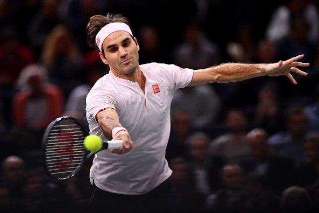 Teniski klasik, Federer protiv Novaka u polufinalu Pariza