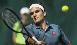 Federer prvi put u karijeri bez plasmana u četvrtfinale turnira u Haleu