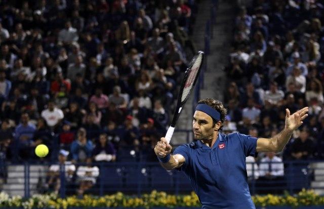 Federer razbio Ćorića i došao na korak od 100. titule