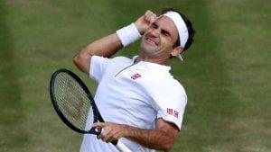 Federer u finalu Vimbldona