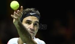 Federer započeo 303. nedelju na prvom mestu ATP liste