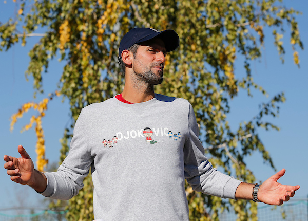 Federeru neće biti svejedno! Novak: Možda nekome ovo smeta, ali tako sam vaspitan (foto)