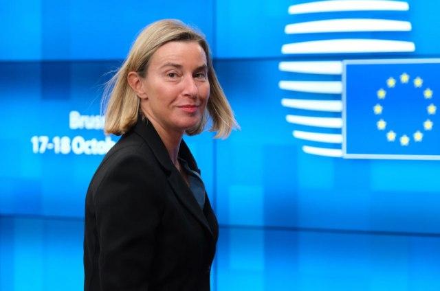 Federika Mogerini ima novi posao