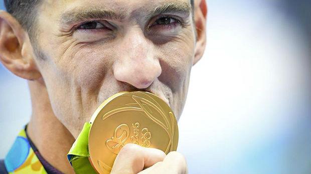 Felps najbolji sportista u 21. veku, Đoković na 11. mestu