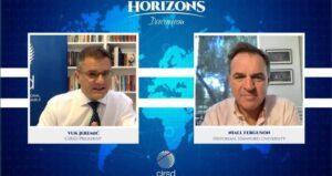 Ferguson i Jeremić: Pandemija nije blizu kraja
