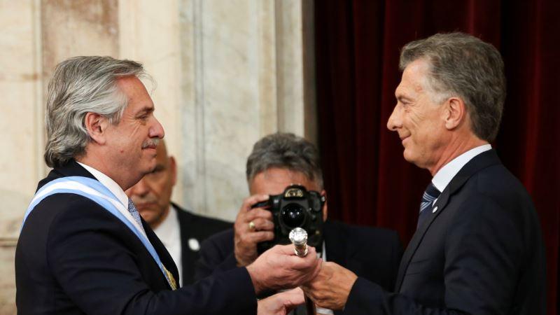 Fernandes zvanično preuzeo dužnost predsednika Argentine