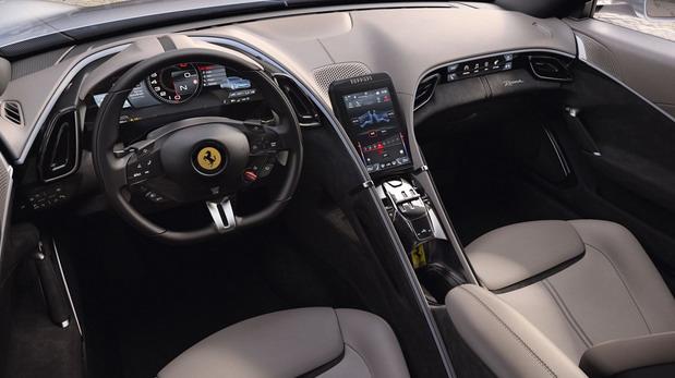 Ferrari u prvom kvartalu
