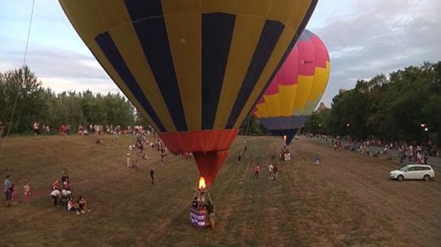 Festival balona u Senti