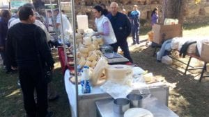 Festival sira i kačkavalja u Pirotu u ambijentu srednjevekovne tvrđave