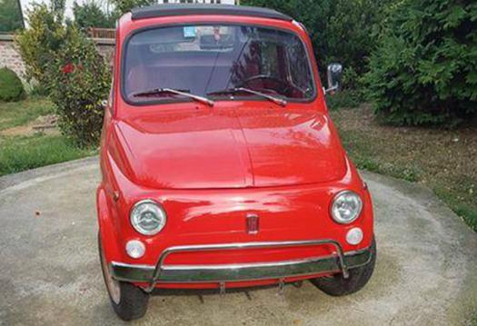 Fiat 500 – auto koji je svako mogao da ima