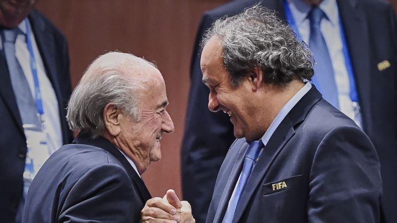 Fifa traži da Blater i Platini vrate dva miliona franaka