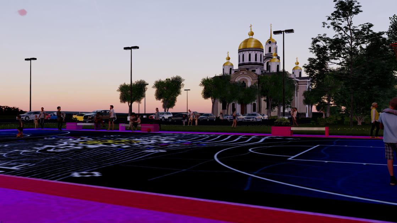 Filip Filipi  transformiše košarkaški teren u održivu tehnikolor oazu! (VIDEO)