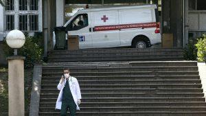 Filipče: Preminuli 31-godišnjak imao najteži oblik bolesti i raspad pluća