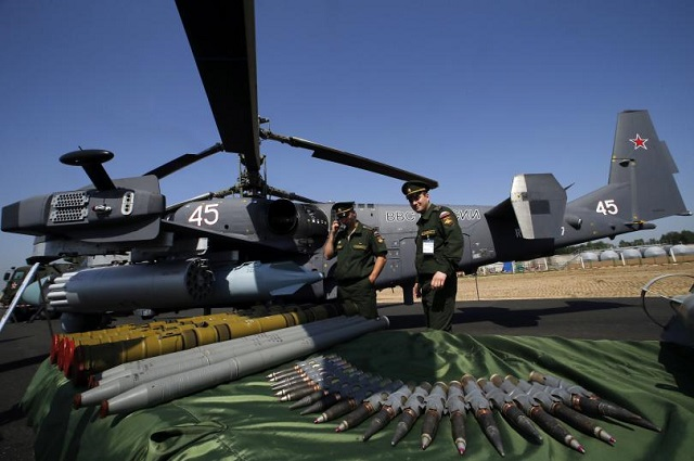 Filipini: Planiramo kupovinu oružja od Rusije