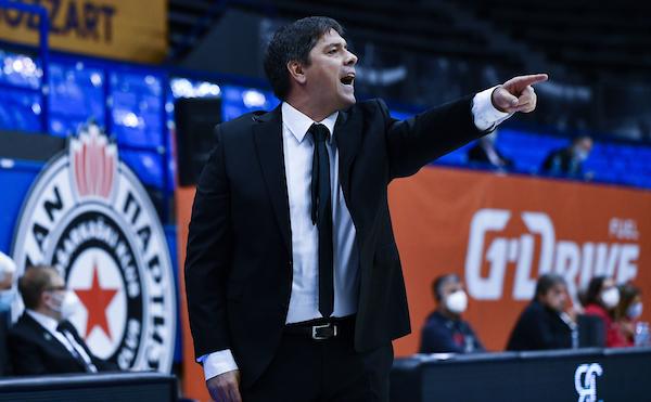 Filipovski video crne rupe u igri Partizana