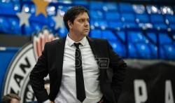 Filipovski više nije trener KK Partizan, Matović predvodi ekipu do kraja sezone