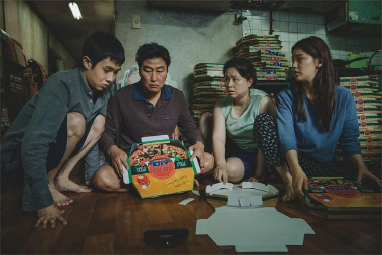 Film Parazit pogurao biznis u piceriji u Seulu
