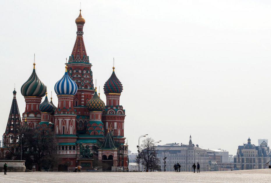 Film o Svetom Nektariju sa Miki Rurkom u Moskvi