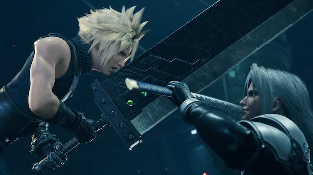Final Fantasy VII: Walkman i rimejk video igre
