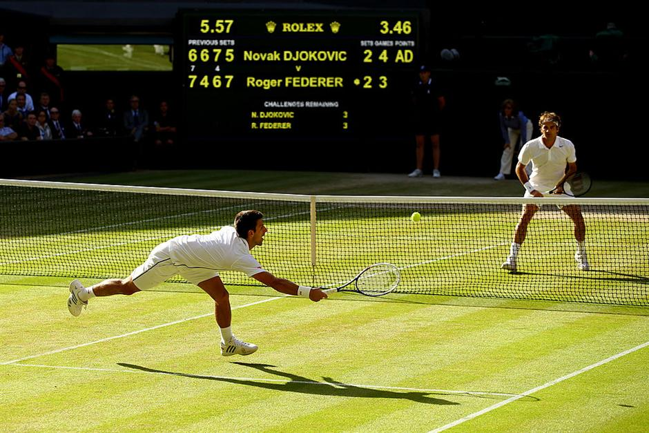 Finale SNOVA Đoković - Federer: Da bude i TREĆA SREĆA