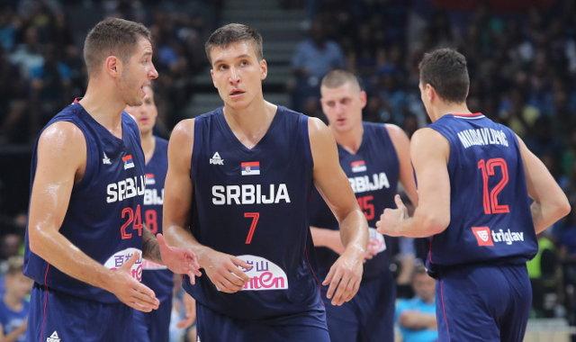 Finale za peto mesto: Srbija - SAD! (TVITOVI)