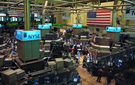 Financijski i tehnološki sektor pritisnuli Wall Street