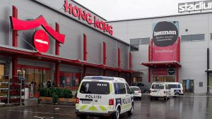 Finska: Jedna osoba ubijena, najmanje devet ranjeno u napadu u tržnom centru