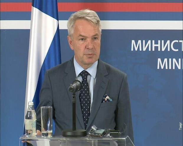Finska: Lobiranje za povlačenje priznanja Kosova se negativno odražava na nastavak dijaloga