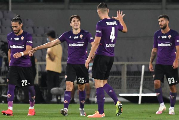 Fiorentina se pohvalila - niko kao Bleki Milenković u Seriji A!