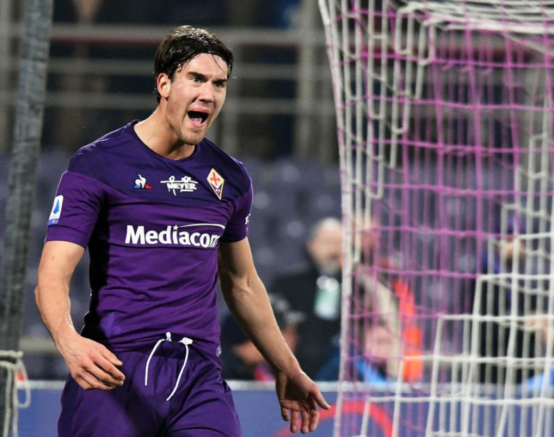 Fiorentina za Dušana Vlahovića traži 80 miliona evra