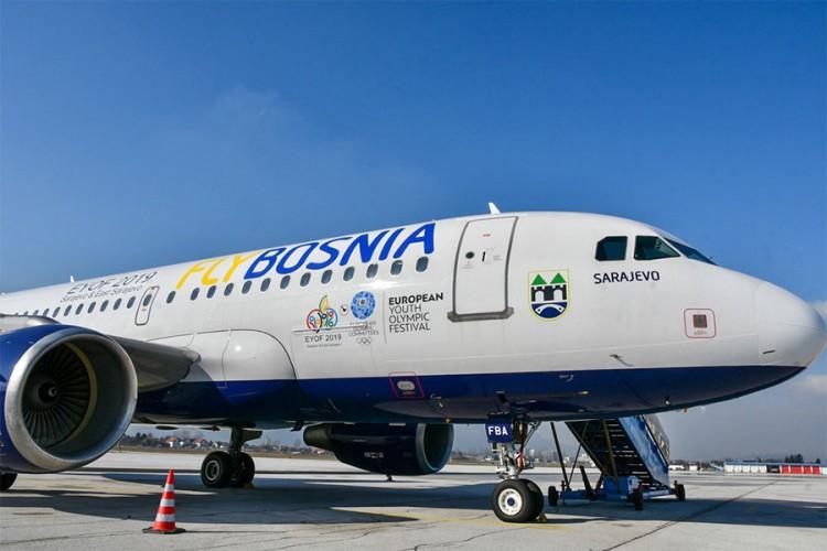 FlyBosnia dobila dozvolu za letove na ruti Sarajevo-Rijad