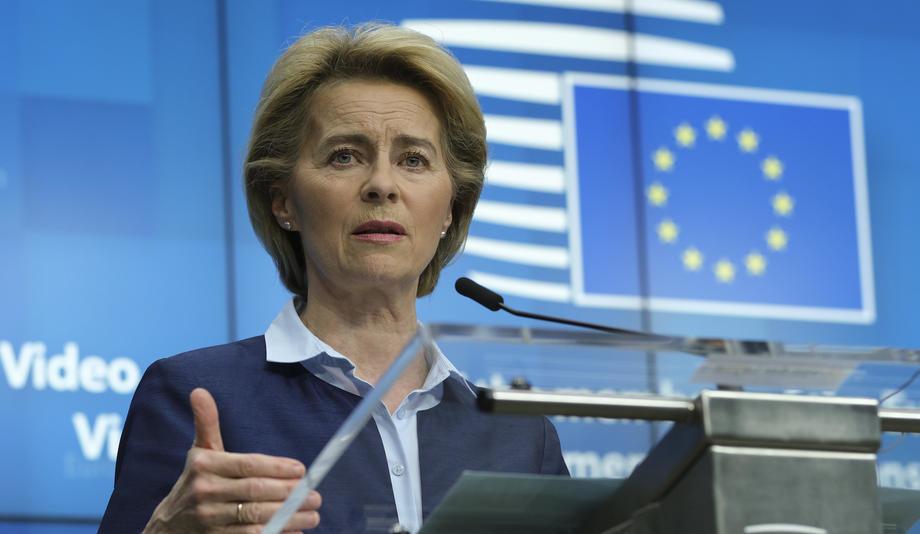 Fon der Lajen: Predlog o vakcinacionim pasošima u martu