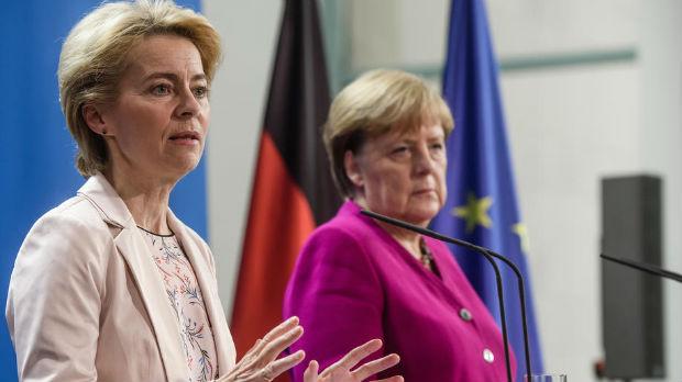 Fon der Lajen: Približiti Zapadni Balkan je strateški značajno